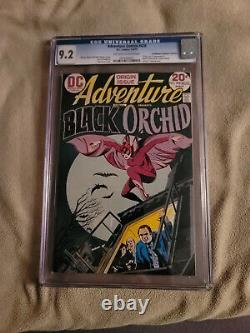 Adventure Comics 428 Cgc 9.2. Origin And 1st Appearance Of Black Orchid