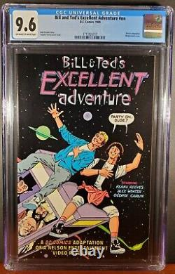 Bill & Ted's Excellent Adventure #1 RARE First Appearance in Comics