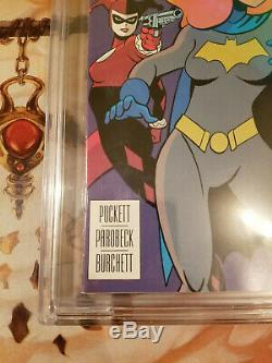 DC Batman Adventures Comic #12 CBCS 9.6 1st Appearance Harley Quinn NM+ NOT CGC